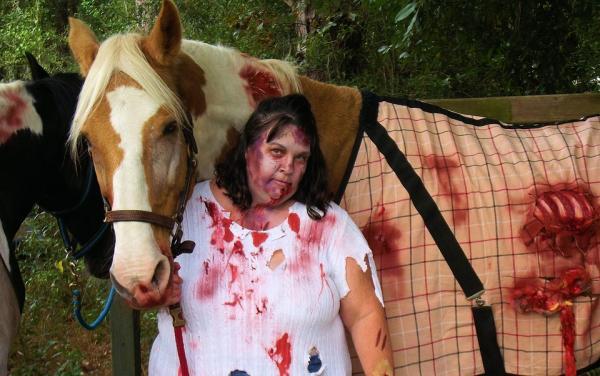 10 costumes d'Halloween pour chevaux