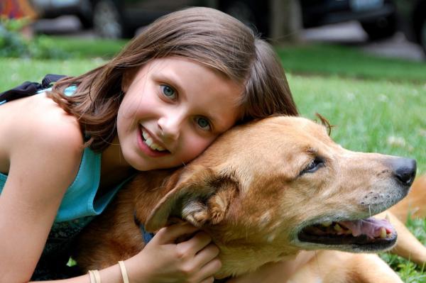 Activités pour enfants et chiens