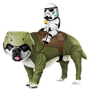 Les meilleurs costumes Star Wars pour chiens