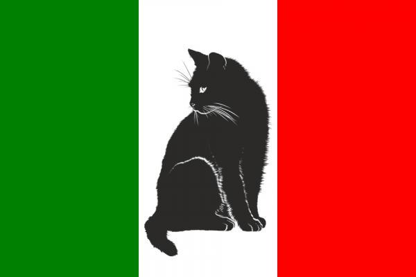 Noms italiens pour chats mâles et femelles